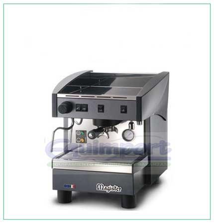 Maquina de Café Express de 1 Canilla Plomo